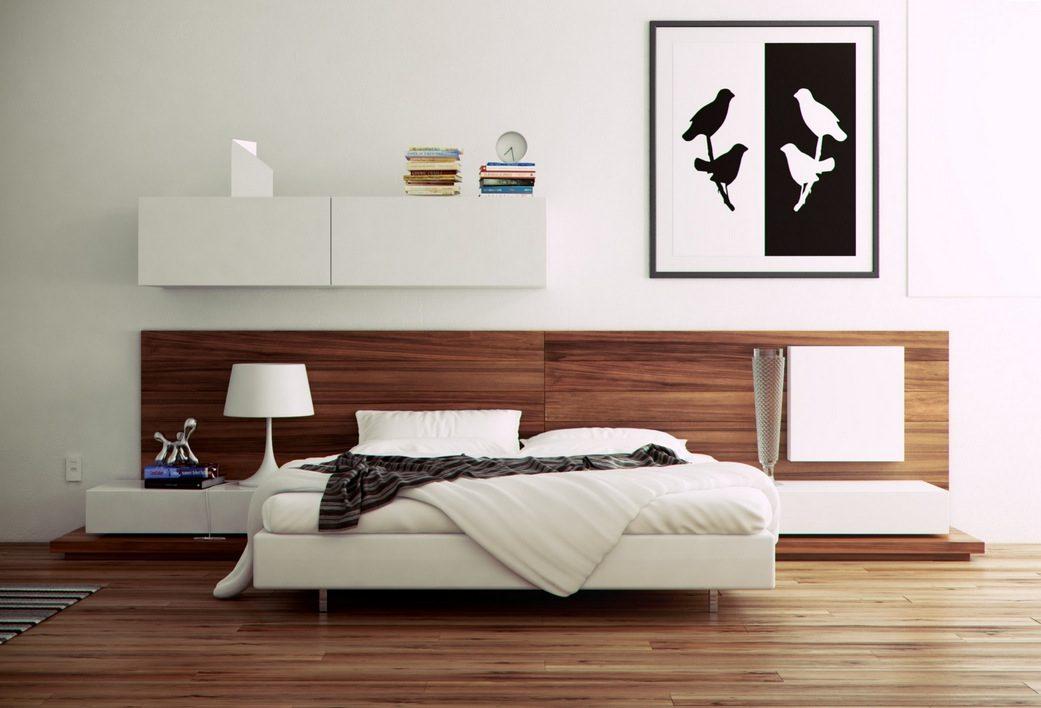 Cabecero moderno para una habitacin minimalista Imgenes y fotos