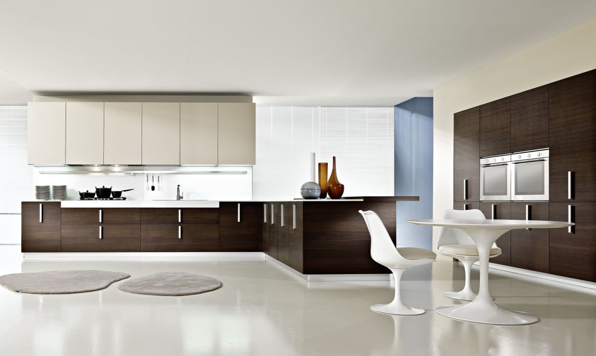 Baño Cocina Feng Shui:Modern Kitchen Luxury Interior Design