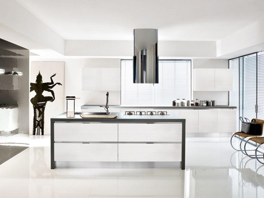 Cocina moderna minimalista im genes y fotos - Cocinas modernas minimalistas ...