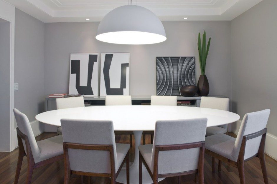 Comedores modernos for Modern dining room ideas pinterest