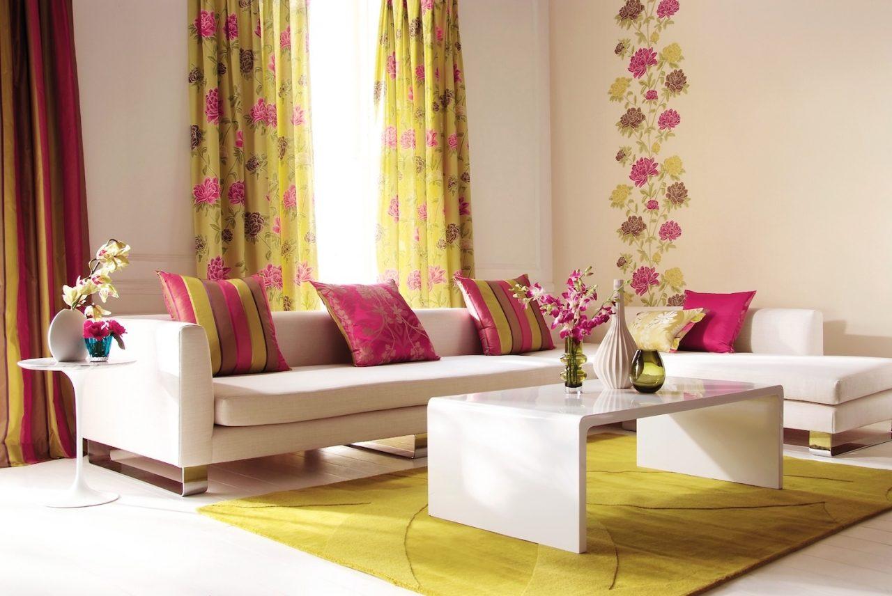 cortinas modernas coloridas cortinas modernas coloridas