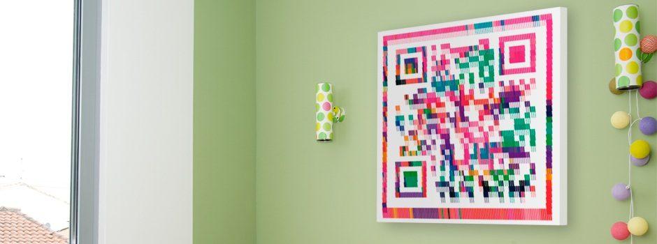 Cuadros qrious im genes y fotos for Cuadros modernos para decorar cocinas