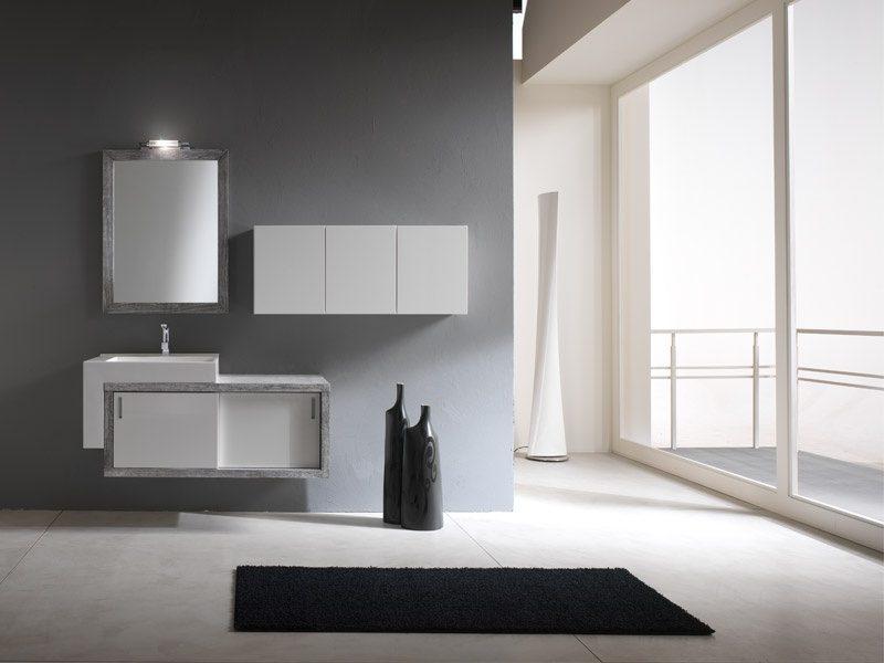 Cuarto de baño minimalista moderno :: Imágenes y fotos