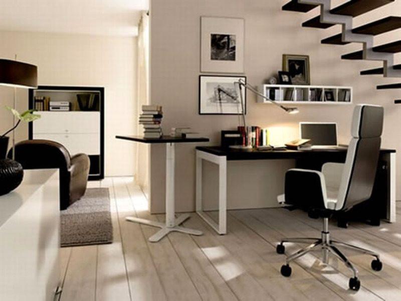 Despachos modernos contempor neos im genes y fotos - Decoracion de despachos ...