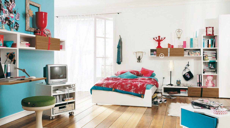 Galería de imágenes: Habitaciones juveniles modernas