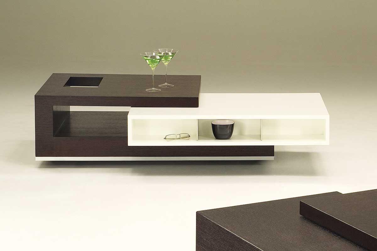 Mesas de centro modernas im genes y fotos - Mesas para cocinas modernas ...
