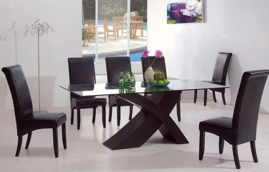 Galer a de im genes comedores modernos for Best place to buy dining room chairs
