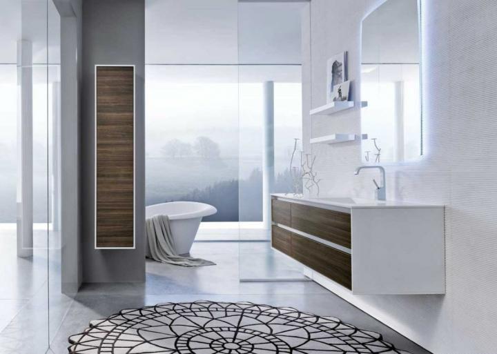 Galer a de im genes muebles de ba o modernos - Muebles de cuarto de bano modernos ...