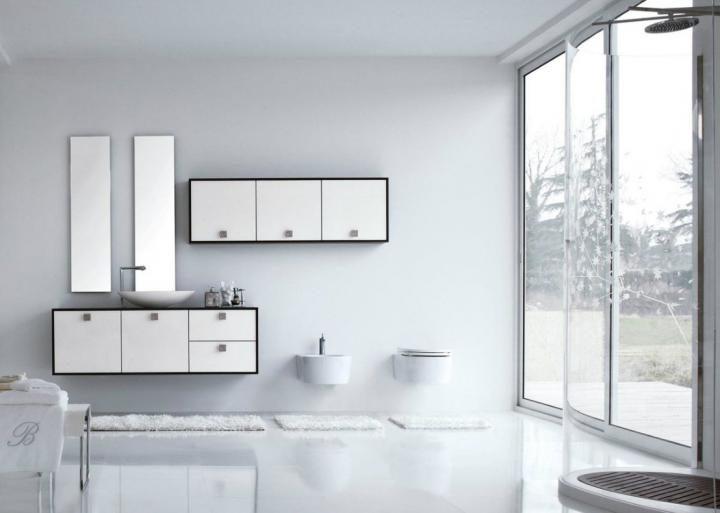 Baños Modernos Galeria: moderna  Información sobre el estilo moderno en el hogar