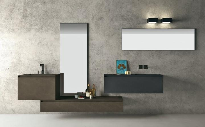 Muebles modernos para el ba o de altamarea im genes y fotos - Tiradores modernos para muebles de bano ...
