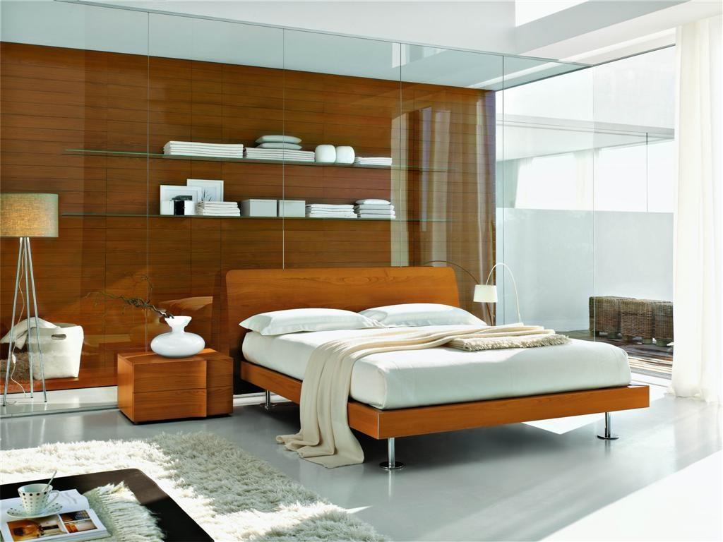 Muebles modernos para una habitación de matrimonio :: Imágenes y fotos