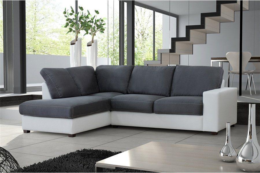 sof angular en dos colores