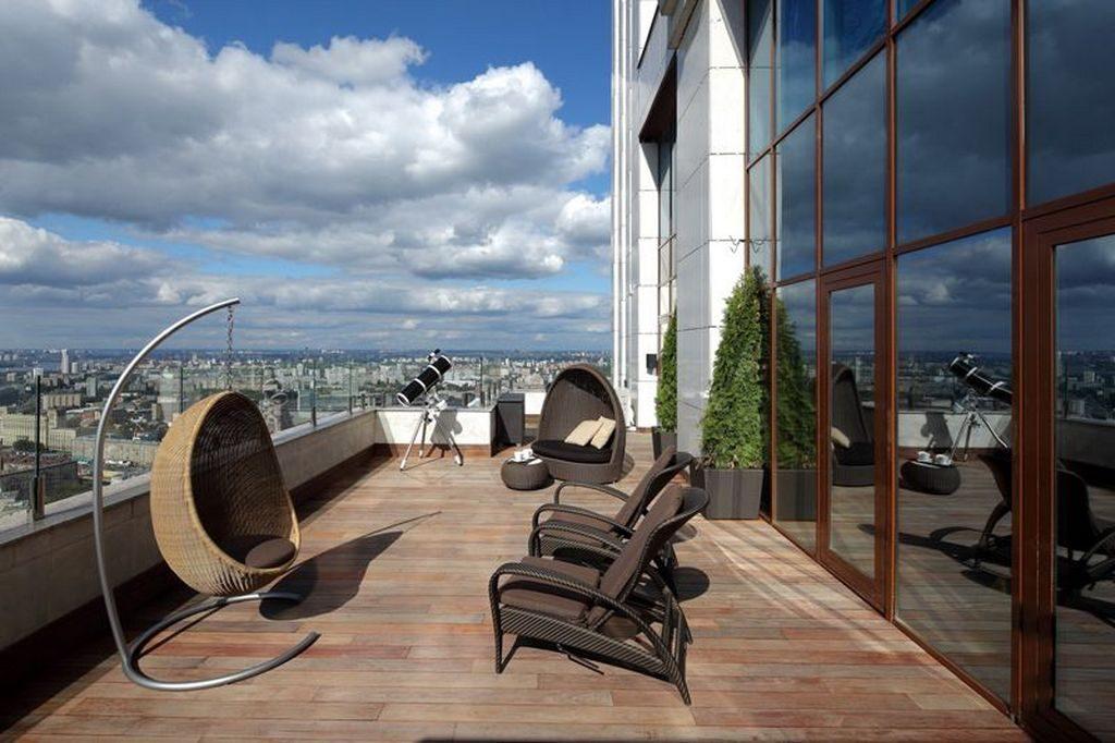 Terrazas modernas for Imagenes de terrazas