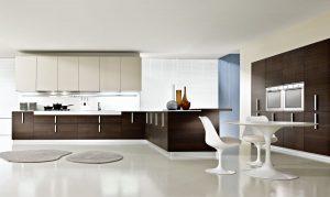Cocinas modernas for Cocinas interiores casas