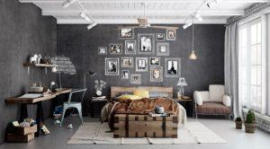 Habitaciones modernas - Decoracion rustica moderna ...
