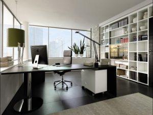 despachos modernos - Decoracion Despachos