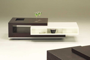 Mesas de centro modernas for Mesas de recibidor modernas