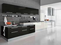 Mobiliario moderno de cocina :: Imágenes y fotos